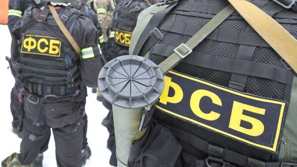 Антитеррористические учения спецназа УФСБ и УМВД России. Архивное фото - Sputnik Таджикистан