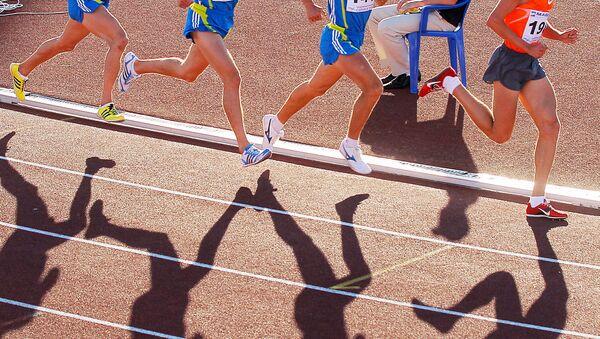 Легкая атлетика. Бег. Архивное фото - Sputnik Таджикистан
