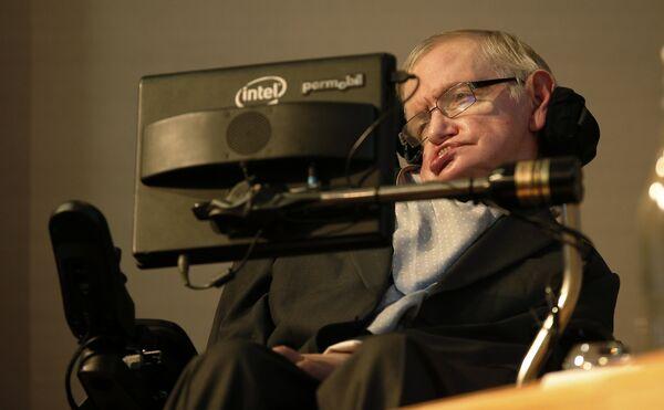 Стивен Хокинг. Архивное фото - Sputnik Таджикистан
