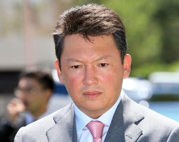Вице-президент Олимпийского совета Азии Тимур Кулибаев. Архивное фото - Sputnik Таджикистан