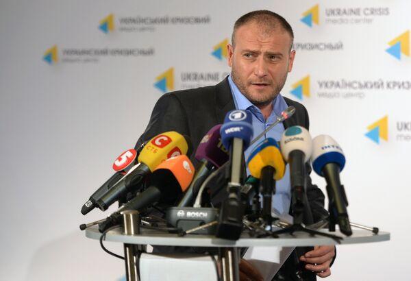 П/к лидера Правого сектора Д.Яроша - Sputnik Таджикистан