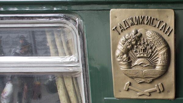 Қатори Маскав-Душанбе. Акс аз бойгонӣ - Sputnik Тоҷикистон