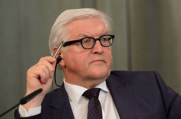 Встреча глав МИД РФ и Германии С. Лаврова и Ф. Штайнмайера - Sputnik Таджикистан