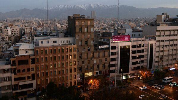 Города мира. Тегеран - Sputnik Таджикистан