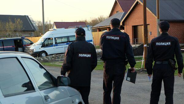 Убийство экс-главы полиции Сызрани в Самарской области - Sputnik Таджикистан