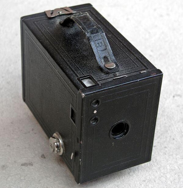Kodak Brownie Camera. Архивное фото - Sputnik Таджикистан