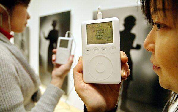Apple iPod. Архивное фото - Sputnik Таджикистан