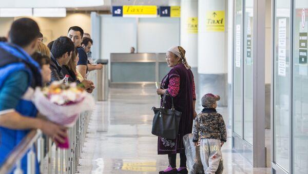 Открытие нового сегмента пассажирского терминала в аэропорту Домодедово - Sputnik Таджикистан