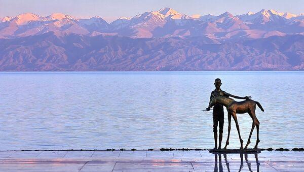 Озеро Иссык-Куль - Sputnik Таджикистан