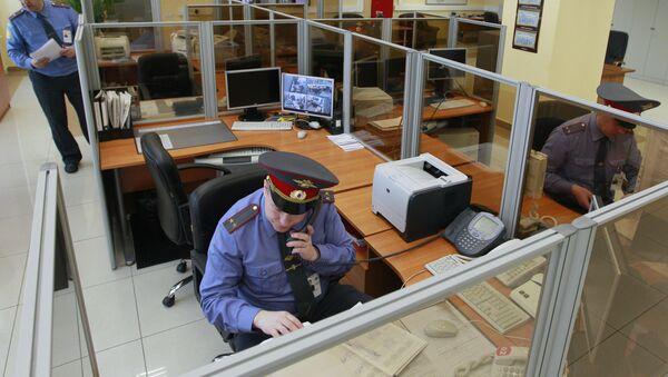 Работа МВД в день вступления в силу закона О полиции - Sputnik Тоҷикистон