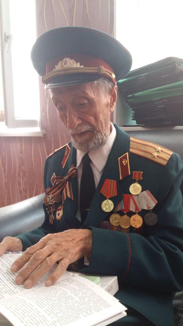Абдулваххоб Мухаммадумаров. Герой ВОВ - Sputnik Таджикистан