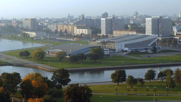 Вид города Минска, архивное фото - Sputnik Таджикистан