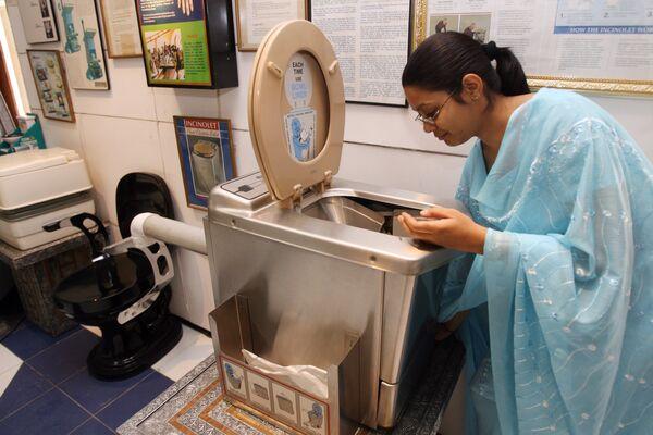 Международный музей туалета в Индии. Архивное фото - Sputnik Таджикистан