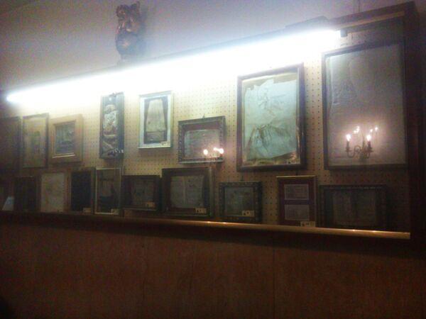Экспонаты в музее доказательства души. Архивное фото - Sputnik Таджикистан