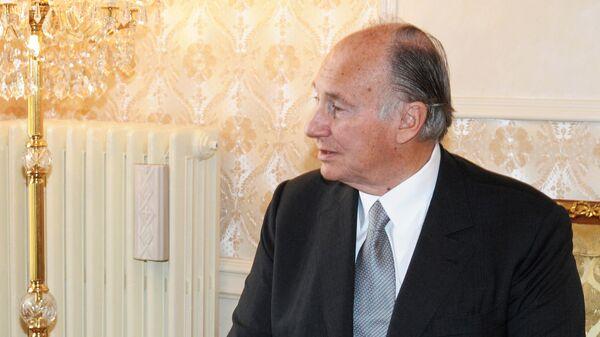 Ага Хан IV. Архивное фото - Sputnik Таджикистан