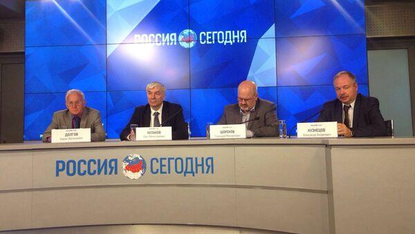 Круглый стол в МИА Россия сегодня, посвященный 95-летию независимости Афганистана - Sputnik Таджикистан