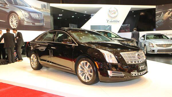 Cadillac XTS. Архивное фото - Sputnik Таджикистан
