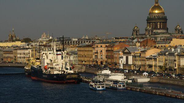 Санкт-Петербург. Архивное фото - Sputnik Таджикистан