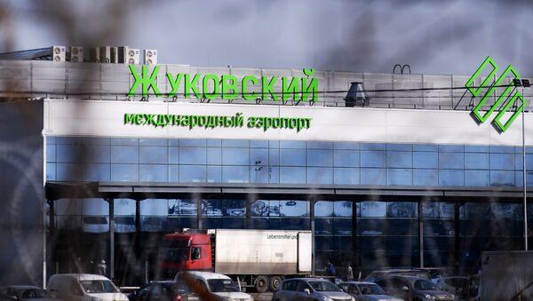 Здание Международного аэропорта Жуковский - Sputnik Таджикистан