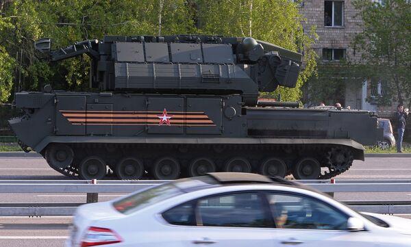 Подготовка к Параду Победы в Москве - Sputnik Таджикистан
