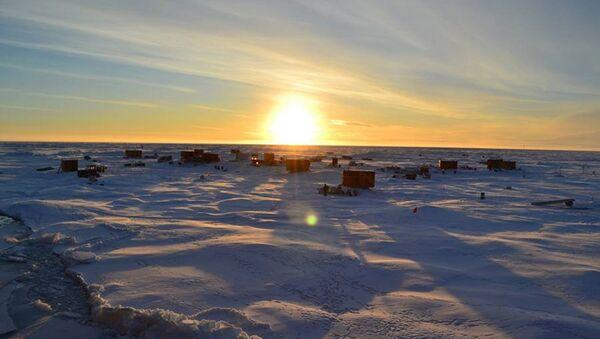 Арктика. Архивное фото - Sputnik Таджикистан