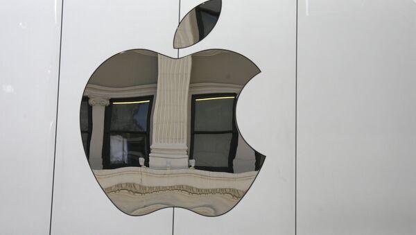 Логотип компании Apple. Архивное фото - Sputnik Таджикистан
