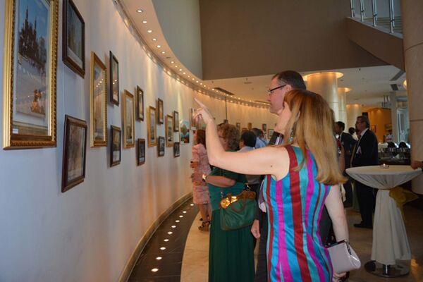 Фотовыставка Россия сегодня в Душанбе - Sputnik Таджикистан