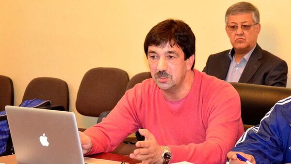 Владимир Ежуров. Архивное фото - Sputnik Таджикистан