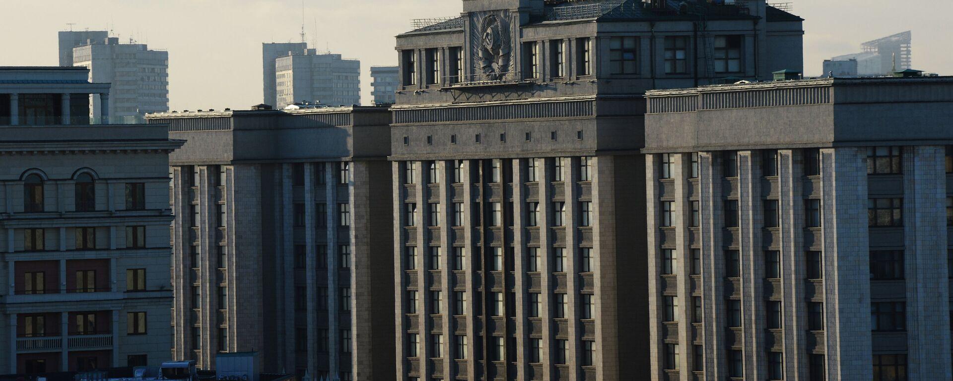 Госдума РФ, архивное фото - Sputnik Таджикистан, 1920, 21.09.2021