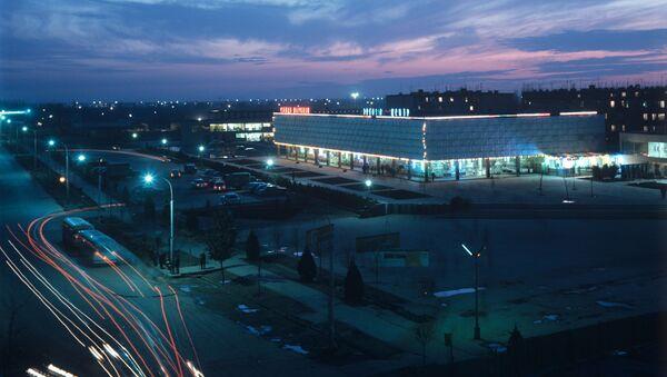Вечером в Ташкенте - Sputnik Таджикистан