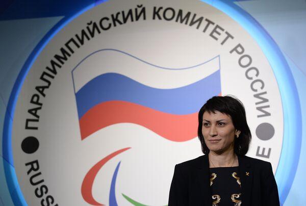 Татьяна Лебедева. Архивное фото - Sputnik Таджикистан