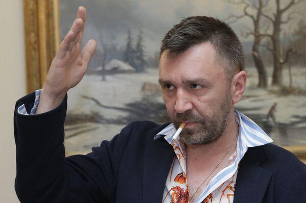 Музыкант и поэт Сергей Шнуров. Архивное фото - Sputnik Таджикистан