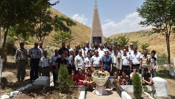 День памяти и скорби в Таджикистане - Sputnik Таджикистан