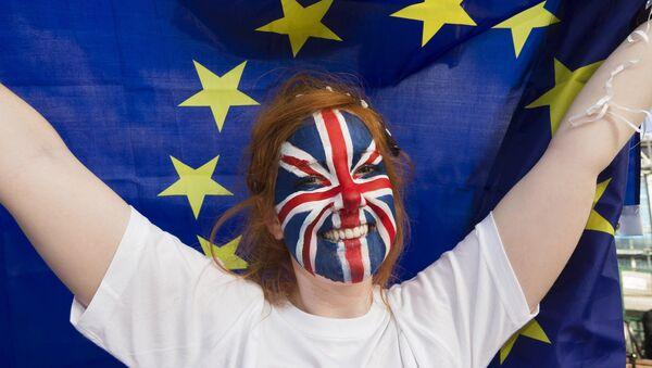 В Великобритании пройдет референдум по вопросу выхода из ЕС - Sputnik Тоҷикистон