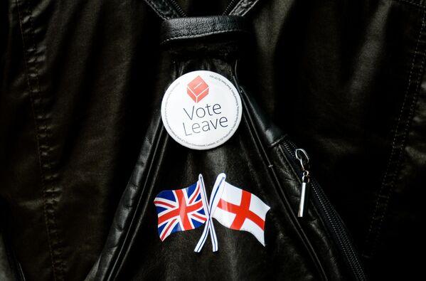 В Великобритании пройдет референдум по вопросу выхода из ЕС - Sputnik Таджикистан
