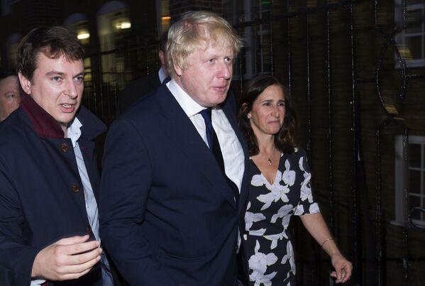 Референдум в Британии по сохранению членства в ЕС - Sputnik Таджикистан