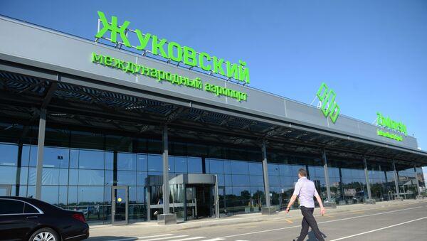 Международный аэропорт в Жуковском. - Sputnik Таджикистан