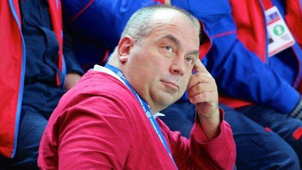 Олег Дмитриев, архивное фото - Sputnik Таджикистан
