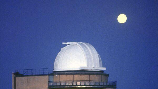 Обсерватория института астрофизики АН Таджикской ССР - Sputnik Таджикистан