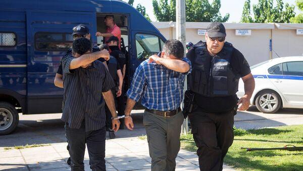 Полиция Турции задержала причастных к перевороту - Sputnik Таджикистан