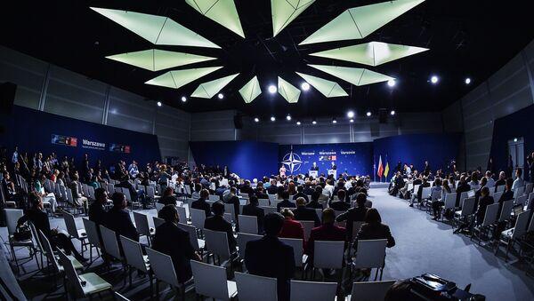 Саммит НАТО в Варшаве. Второй день - Sputnik Таджикистан