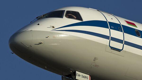 Самолет Белавиа - Sputnik Таджикистан