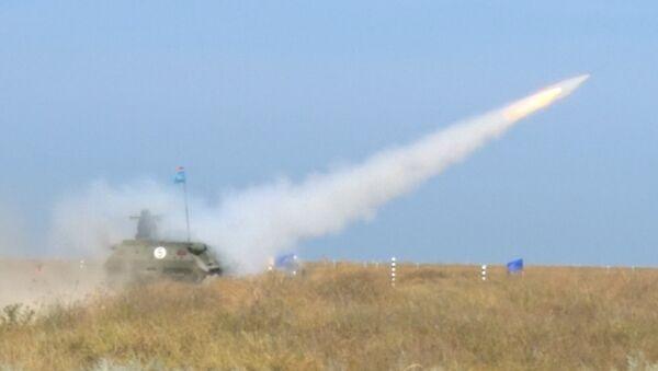 Чистое небо: зенитчики из семи стран уничтожили вражеские самолеты - Sputnik Таджикистан