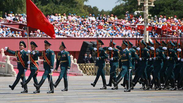 Парад в Пекине. Архивное фото - Sputnik Таджикистан