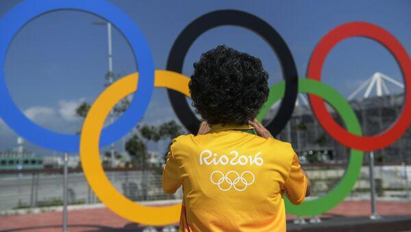 Подготовка Рио-Де-Жанейро к Олимпийским играм - Sputnik Таджикистан