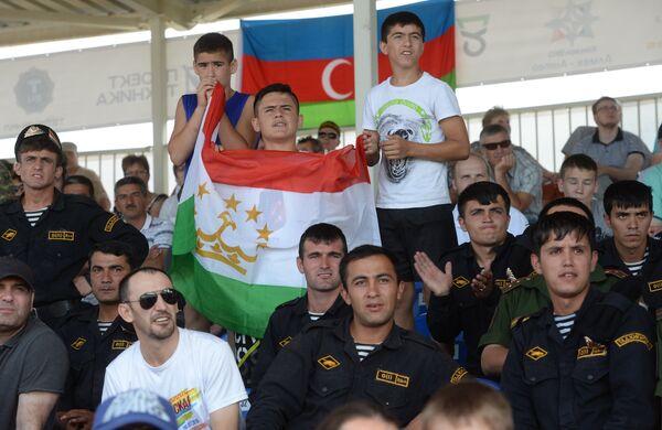 Армейские международные игры-2016. День восьмой - Sputnik Таджикистан