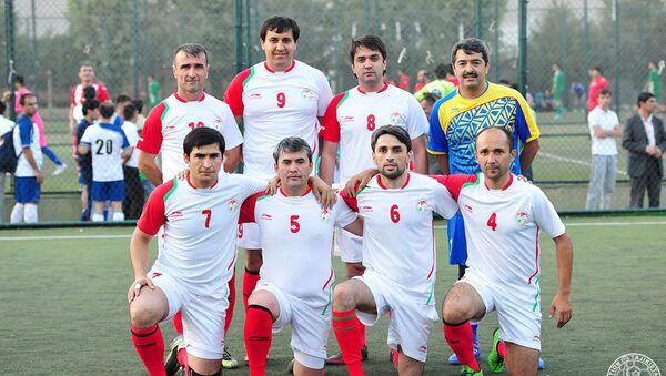 Первая команда Федерации футбола Таджикистана на Кубке ФК Истиклол - Sputnik Тоҷикистон