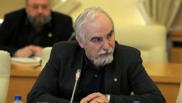 Аждар Куртов, архивное фото - Sputnik Таджикистан