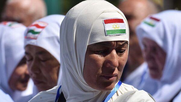 Паломники из Душанбе, архивное фото - Sputnik Таджикистан