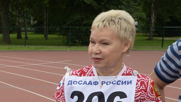 Рима Баталова. Архивное фото - Sputnik Таджикистан